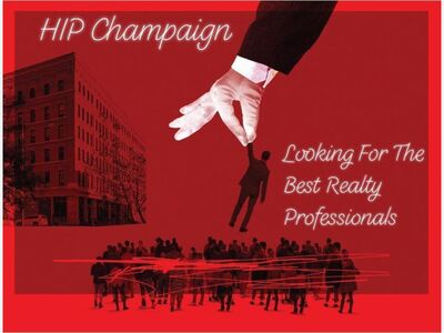 Champaign's Best Realty Professionals Wanted